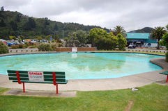 Pool in town park Stock Photography