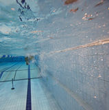 Pool underwater Royalty Free Stock Images