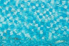 Pool vatten Arkivfoto