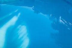Pool vatten Royaltyfri Fotografi