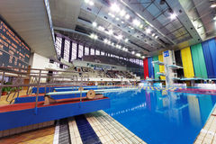 Pool von Sc olympisch Stockbilder
