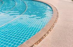 pool voor ontspanning Royalty-vrije Stock Afbeeldingen