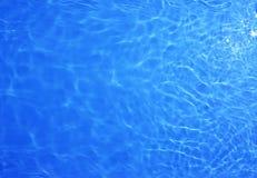 Pool-Wasser Lizenzfreie Stockfotografie