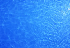 Pool Water Royalty Free Stock Photography