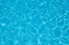 Pool water Royalty Free Stock Images
