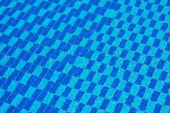 Pool water Royalty Free Stock Image