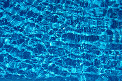 Pool Water Background Royalty Free Stock Photos