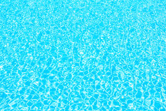 Pool water background Stock Image