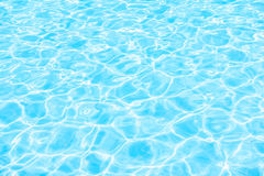 Pool water background Royalty Free Stock Images