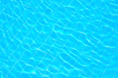 Pool water background Royalty Free Stock Photo