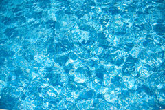 Pool water Royalty Free Stock Photo