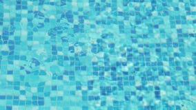 Pool water stock video footage