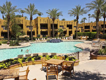 A Pool at The Wigwam, Litchfield Park, Arizona Stock Photography