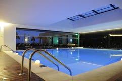 Free Pool With Skylight, Luxury Interior, Home, Indoor Stock Photos - 25884013