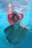 In pool4 Stockfoto