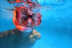 In pool6 Lizenzfreies Stockfoto