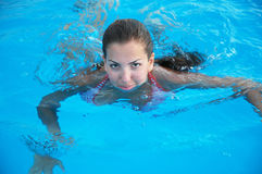 The pool7 Stock Photo