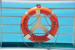 Pooldeck onboard Liberty of the Seas, Royal Caribbean. Cruises stock photos