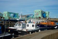 Poole多西特英国 库存照片