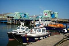 Poole Дорсет Великобритания Стоковая Фотография RF
