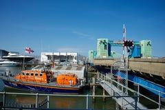 Poole Дорсет Великобритания Стоковая Фотография