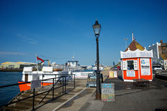 Poole Дорсет Великобритания Стоковое фото RF