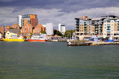 Poole, Dorset. Royalty Free Stock Images