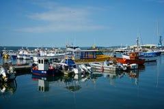 Poole Dorset het UK Royalty-vrije Stock Afbeelding