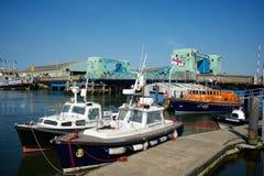 Poole Dorset Regno Unito Fotografia Stock Libera da Diritti