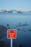 Poole Dorset Reino Unido Fotos de archivo