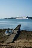 Poole Dorset UK Obrazy Royalty Free