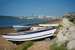 Poole Dorset UK Obraz Royalty Free