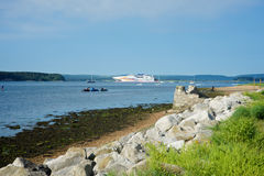 Poole Dorset UK Zdjęcie Stock