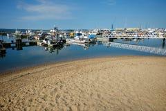 Poole Dorset UK Fotografia Stock