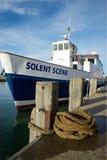 Poole Dorset UK Royaltyfria Foton