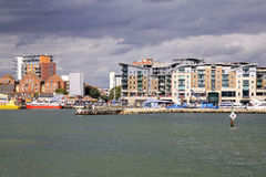 Poole, Dorset, UK. Royalty Free Stock Image