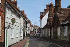 Poole Guildhall Royaltyfri Bild