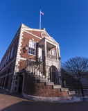 Poole Guildhall in the old town district Royalty Free Stock Photography