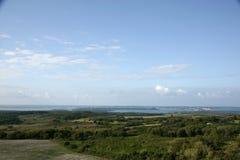 Poole hamnsommar Arkivfoton