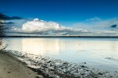 Poole zatoka Obrazy Royalty Free