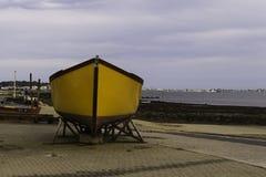 Poolehaven royalty-vrije stock afbeeldingen
