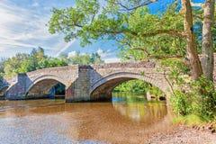 Pooley桥梁 免版税图库摄影
