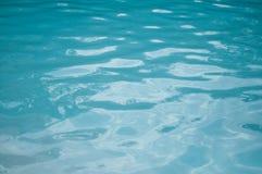 Pooloberflächenbeschaffenheit Stockfoto