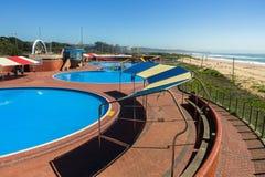 Pools Beach Durban Stock Photos
