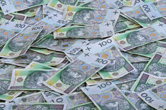 Pools geld Royalty-vrije Stock Foto