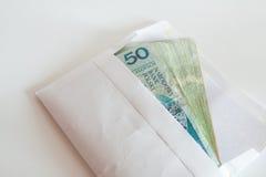 Pools geld Stock Foto's