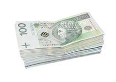 Pools geld. Royalty-vrije Stock Fotografie
