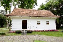 Pools huis Royalty-vrije Stock Afbeelding