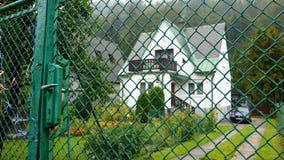 Pools Huis stock afbeelding