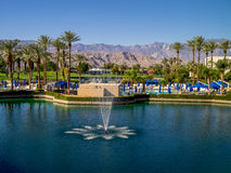 Pools at the JW Marriott Desert Springs Stock Photography